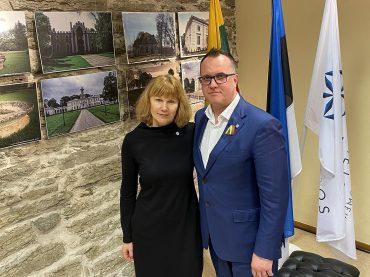 Estijos lietuvių bendruomenė išsirinko naują pirmininkę