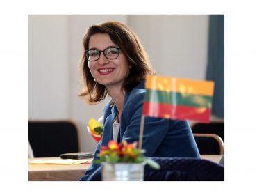 Pasaulio Lietuvių Bendruomenės valdybos sveikinimas Lietuvos valstybės atkūrimo 30-mečio proga