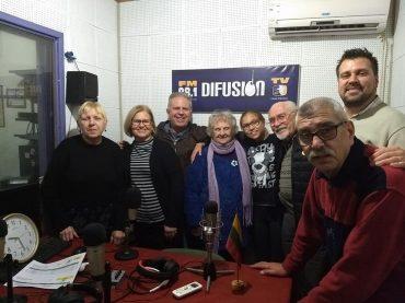 Nepaliaujamai skambantys Lietuvos aidai iš Argentinos