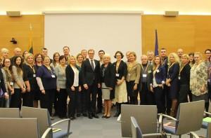 URM žiniasklaidos seminaras 2014
