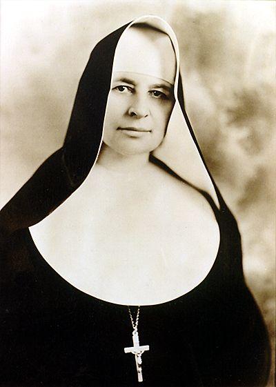 Palaimintoji Marija Kazimiera Kaupaitė (1880 Gudeliuose - 1930 Čikagoje)