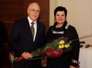 DR. VINCAS  BARTUSEVIČIUS – MOKSLO  PREMIJOS LAUREATAS
