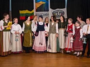 Norvegija. Lietuvos etnografinių regionų šventė Rogalande