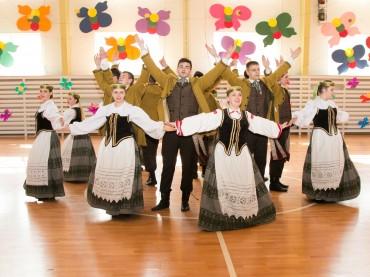 """Riga. Tarptautinis šokių ir dainų festivalis """"Mano tėviškės spalvos"""""""