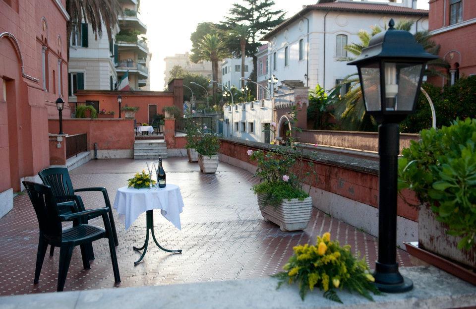 Lietuviski svečių namai Romoje Villa Lituania (4)