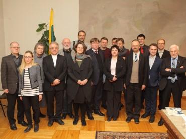 """""""Vilniaus forumas"""": ateities perspektyvos Lietuvoje ir pasaulyje"""