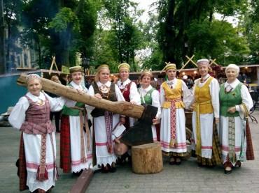 Ukrainiečiai geriau pažinti Lietuvą buvo kviečiami renginiuose Odesoje