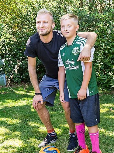 Lietuvį, žaidžiantį už mylimiausią savo miesto komandą, labiausiai nori matyti jauniausieji