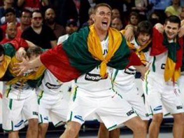 RIO 2016. Kviečiame stebėti krepšinio rungtynių LIETUVA – BRAZILIJA transliaciją Lietuvos ambasadoje Rusijoje!