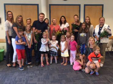 Nauji mokslo metai prasidėjo ir Vaivos Vėbraitės lituanistinėje mokykloje