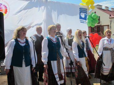 Lydos lietuvių darbai ir šventės