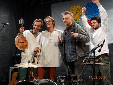 Pirmoji lietuviškos muzikos diena Švedijoje