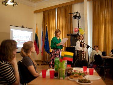 Maskvos lietuviai minėjo 27-ąsias Lietuvos nepriklausomybės atkūrimo metines