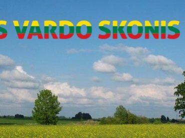 """Filmo """"Lietuvos vardo skonis"""" kūrybinė grupė kviečia pasaulio lietuvius prisidėti prie projekto, skirto paminėti  Lietuvos valstybės atkūrimo 100-mečiui"""