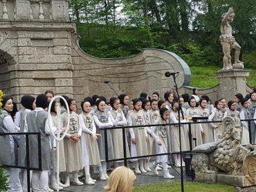 """Muzikinė mitologija """"Iš vandens ir akmenų"""" atgijo Zalcburge"""
