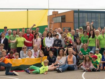 Lietuvių sporto žaidynės Belgijoje – įveikti dideli iššūkiai
