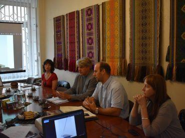 Etninės kultūros globos taryboje svarstytas Lietuvos savitumo reprezentavimo klausimas