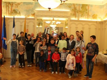 Prelato Jono Petrošiaus lituanistinė mokykla Paryžiuje atšventė mokslo metų pradžią