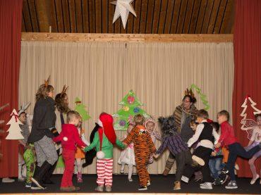 Norvegijos lietuvių kalėdinės šventės Kvernelande
