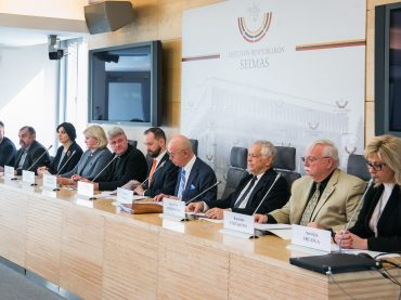 Seimo ir PLB komisija: rūpestis – viena Lietuva
