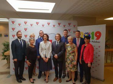 Pasaulio lietuviai išrinko naują valdybą ir pirmininką