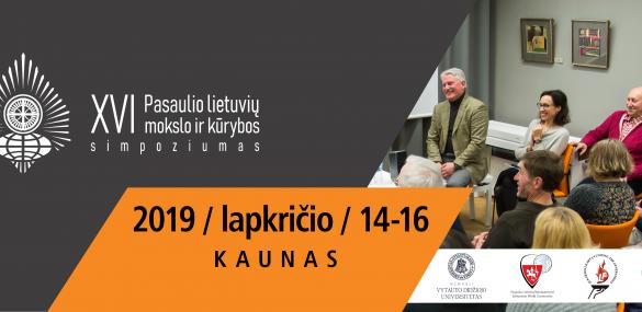 XVI pasaulio lietuvių mokslo ir kūrybos simpoziumo vaizdo įrašai