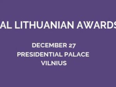 Kvietimas nominuoti Globalios Lietuvos apdovanojimams