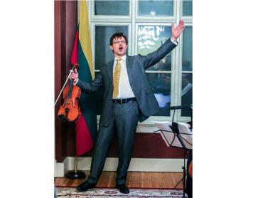 Povilas Syrrist-Gelgota: apie muziką, tautiškumą ir gyvenimą Norvegijoje