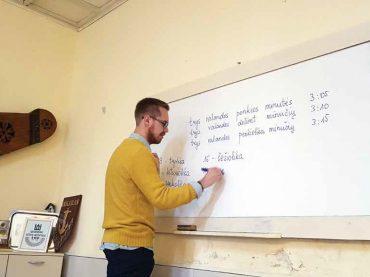 Į pagalbą Pietų Amerikos lietuviams – praktikantai iš Lietuvos