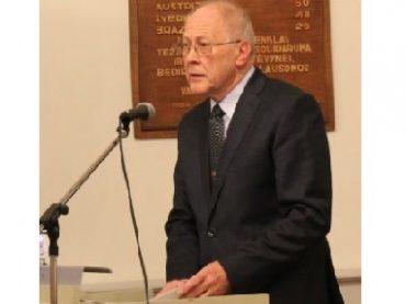Pasaulio Lietuvių Bendruomenė liūdi netekusi iškilios asmenybės, lietuvybės puoselėtojo dr. Vinco Bartusevičiaus