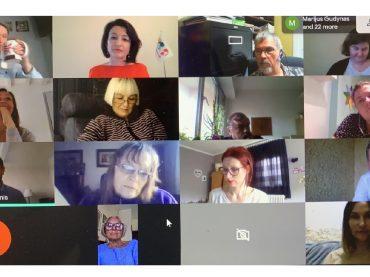 Pirmajame virtualiame pasaulio lietuvių diasporos susitikime – pilietybės išsaugojimo svarba, idėjos ir scenarijai Lietuvai
