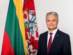 Lietuvos Respublikos Prezidento Gitano Nausėdos sveikinimas Valstybės dienos proga