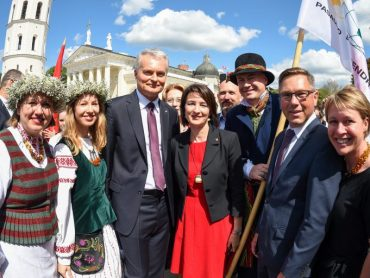Prezidentas pakvietė pasaulio lietuvius aktyviai dalyvauti būsimuose Seimo rinkimuose