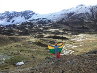 """Renata Povilaitytė: """"Dažnai viskas, ką atneši į Peru, yra nauji dalykai"""""""