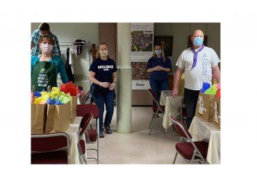 Suvienyti pandemijos: geri norai bendruomenėse