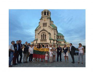 """R. Verbylaitė-Tzolova: """"Esu laiminga galėdama dalelę Lietuvos kurti Bulgarijoje"""""""