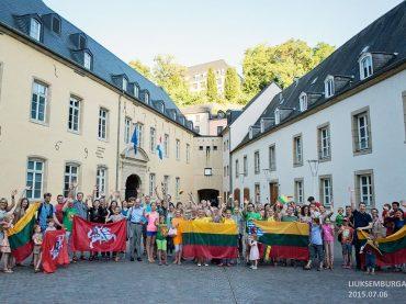 Koks Liuksemburgas, tokie ir jo lietuviai: maži, bet ambicingi