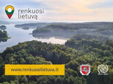 """Migracijos informacijos centras """"Renkuosi Lietuvą"""" – svarstantiems apie grįžimą į Tėvynę"""