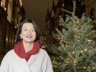 PLB pirmininkė Dalia Henke sveikina pasaulio lietuvius šv. Kalėdų proga