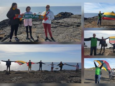 """Islandijos lietuvių bendruomenės pirmininkė Neringa Eidukienė: """"Islandija tapo tikra galimybių ir savęs realizavimo šalimi"""""""