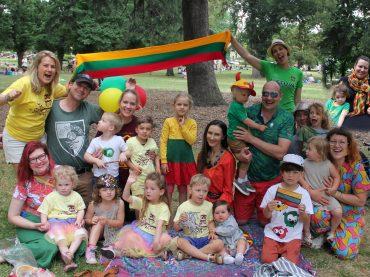 Melburno lietuviai džiaugiasi sugebėję karantino sąlygomis paskatinti dar didesnį susidomėjimą lietuvių kalba