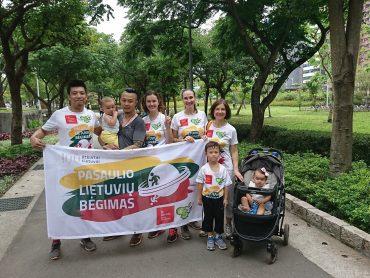 Taivano lietuvių bendruomenė netrukus minės pirmąjį gimtadienį