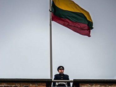 PLB pirmininkės Dalios Henke sveikinimas Vasario 16-osios proga