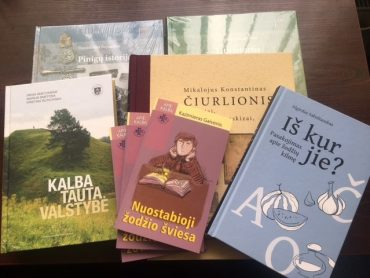 Užsienio lietuviai varžėsi Lietuvių kalbos dienų viktorinoje