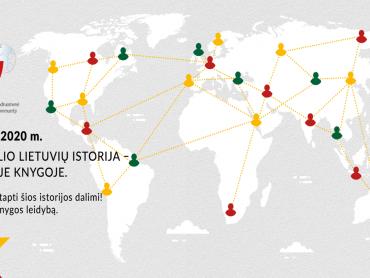 Naujausioje knygoje – Pasaulio Lietuvių Bendruomenės veikla per 30 Lietuvos Nepriklausomybės metų