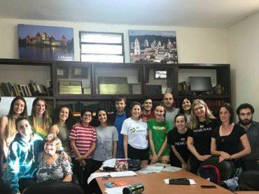 """Lietuvių kalbos kursų vadovė Marianela Siperka iš Argentinos: """"Svarbiausia, kad pamokos nebūtų nuobodžios"""""""