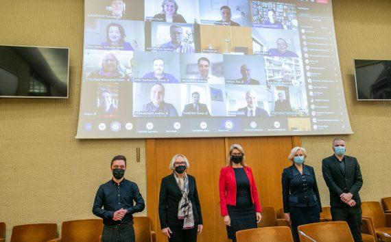 Pasaulio Lietuvių Bendruomenė ragina Seimą nedelsti dėl internetinio balsavimo