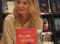 """Rašytoja Jolita Herlyn: """"Kitos kultūros veidrodyje ir save, ir savo šalį pamatai kiek kitaip"""""""
