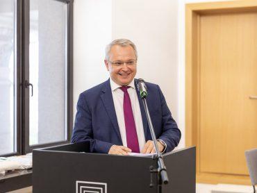 """Užsienio reikalų viceministras Egidijus Meilūnas: """"Atverčiame naują valstybės ir diasporos bendradarbiavimo puslapį"""""""