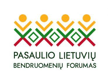 Pasaulio lietuvių bendruomenių forumas Lietuvos ir išeivijos santykių raidos istoriniame kontekste
